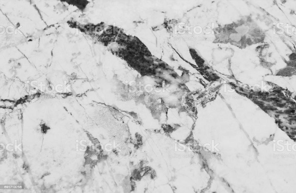 Textura de mármore branca cinza com veios cinzas sutis - foto de acervo