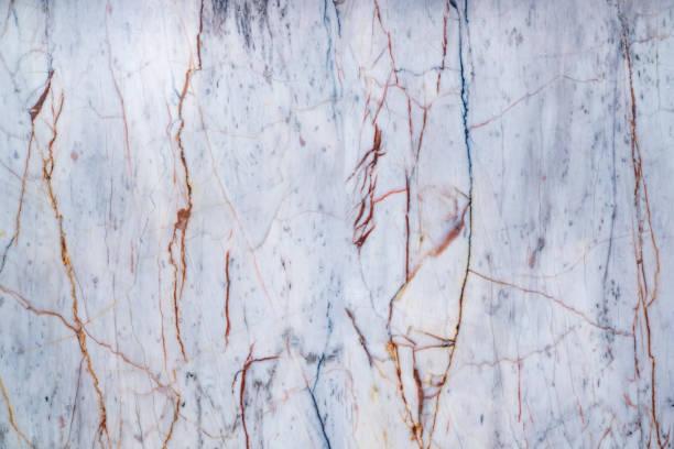 Beyaz gri mermer doğal doku zemin ve duvar desen ve renk yüzey mermer ve granit taş, malzeme dekorasyon arka plan doku için. stok fotoğrafı