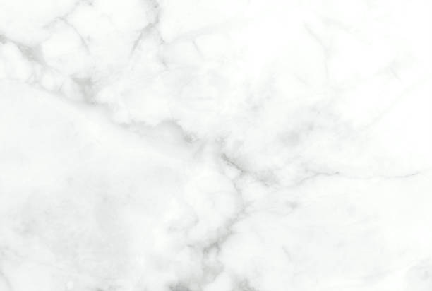 White grey marble texture stock photo