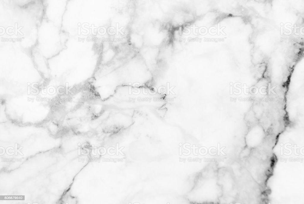 Textura de mármore branco cinza - foto de acervo