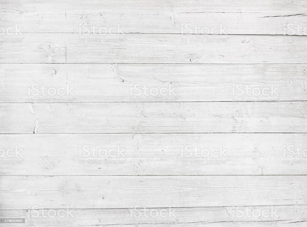Weiß, Grau Holz Wand Textur, alten gemalt pine Planken – Foto