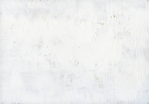 white grunge background - paint texture stock pictures, royalty-free photos & images