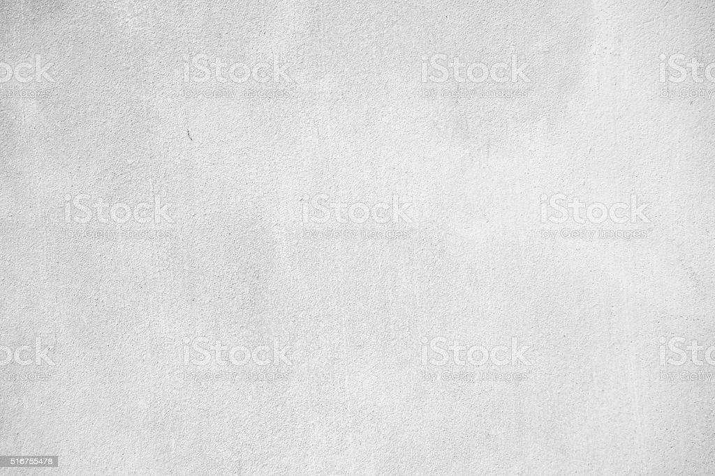 white grunge concrete wall texture stock photo
