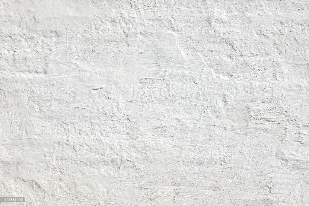 White Grunge Old Brick Wall Background Texture For Home Design stock photo