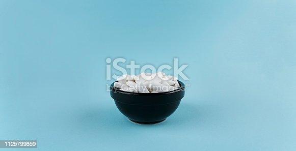 istock White Gum 1125799859