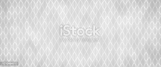 istock white halftone modern bright art. Background abstract gray light abstract background technology 1210494111