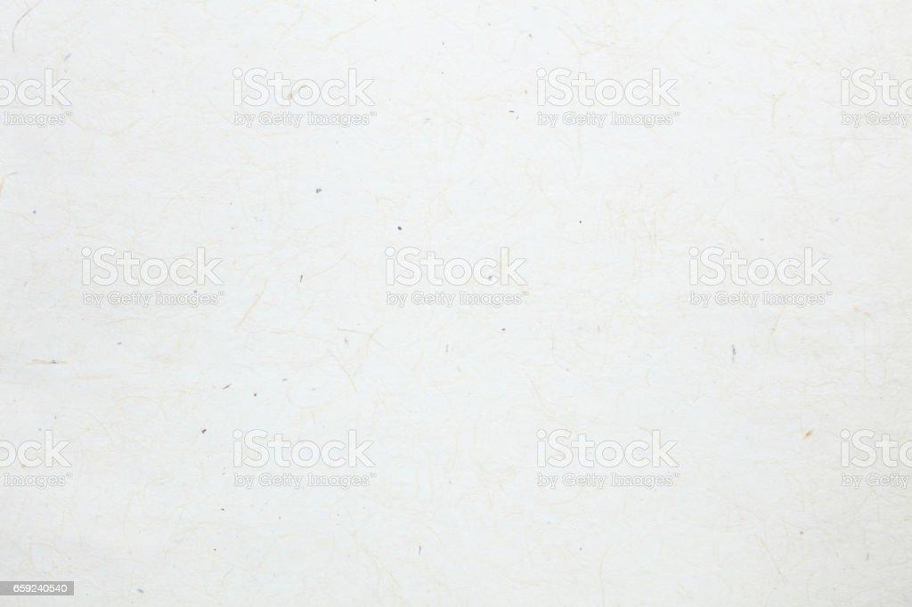 white handmade paper texture stock photo