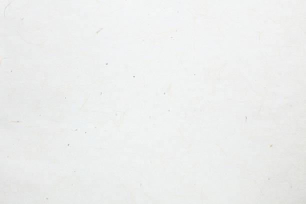 白い和紙のテクスチャ - 和紙 ストックフォトと画像