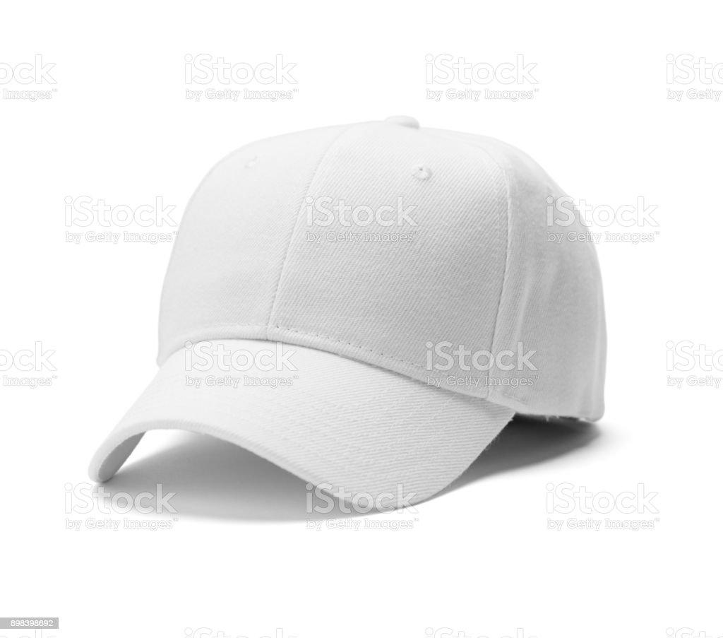 White Hat stock photo