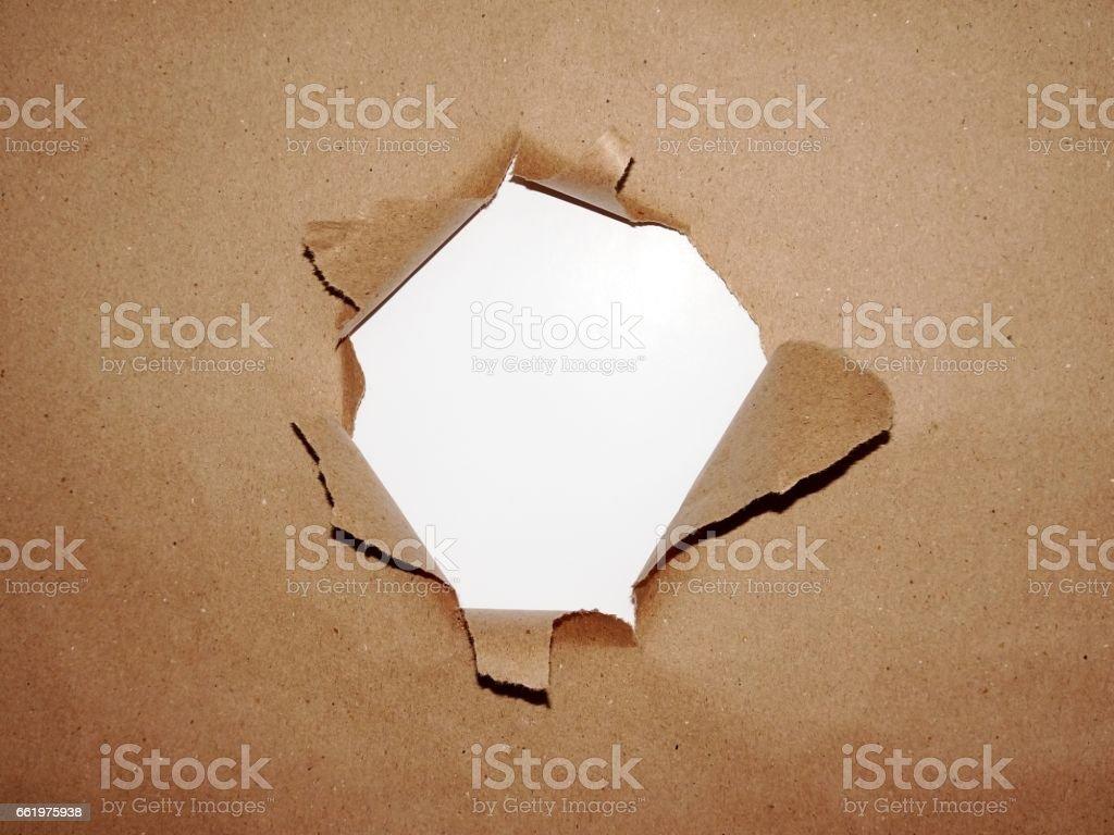 White Hole royalty-free stock photo