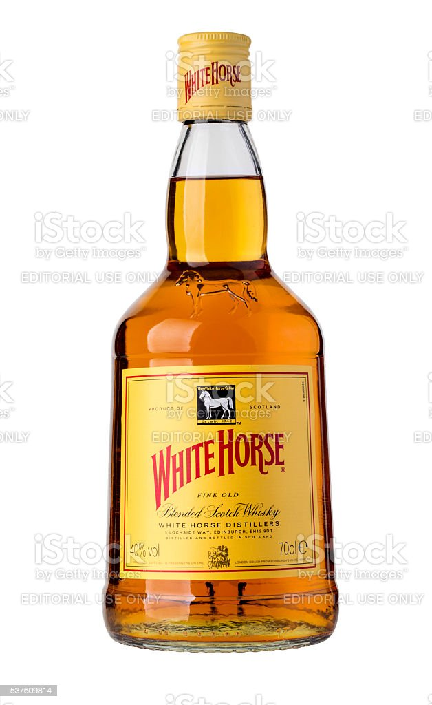White Horse Scotch Whisky Stock Photo Download Image Now Istock