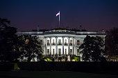 istock White House at Night 643775304