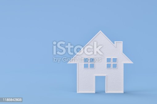 House, Icon, Selling, Residential Building