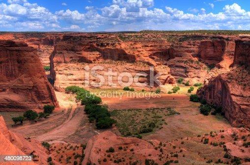 Navajo nation white house ruins canyon de chelly