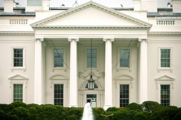 casa branca em washington dc - presidents day - fotografias e filmes do acervo