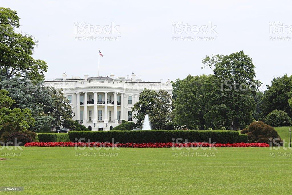 White House Washington royalty-free stock photo