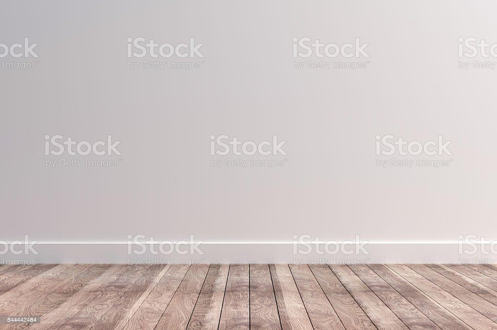 Weiß Innen-Zimmer – Foto