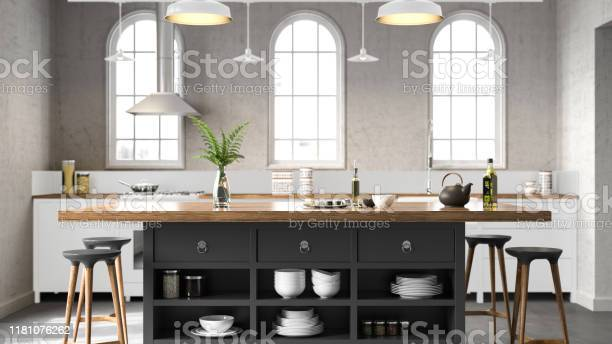 White industrial kitchen picture id1181076262?b=1&k=6&m=1181076262&s=612x612&h=u7krnnaa9bse7lkuvn0plnermbkhxh0pyobiyaqvzg8=