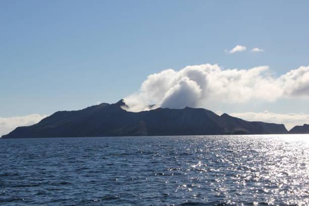 White Island-New Zealand – Foto