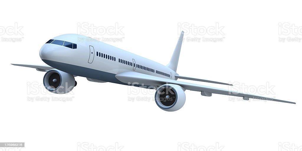 Jetliner - foto de stock
