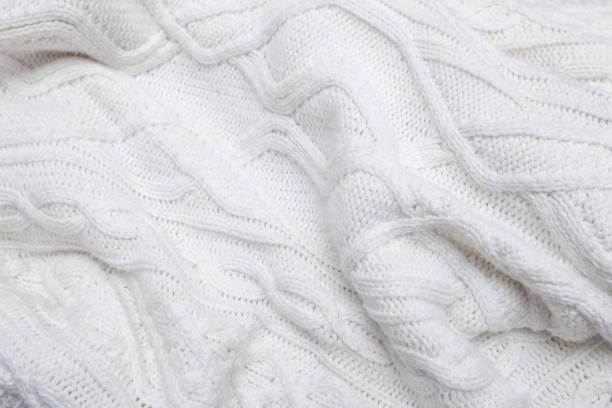 白色針織背景 - 針織品 個照片及圖片檔