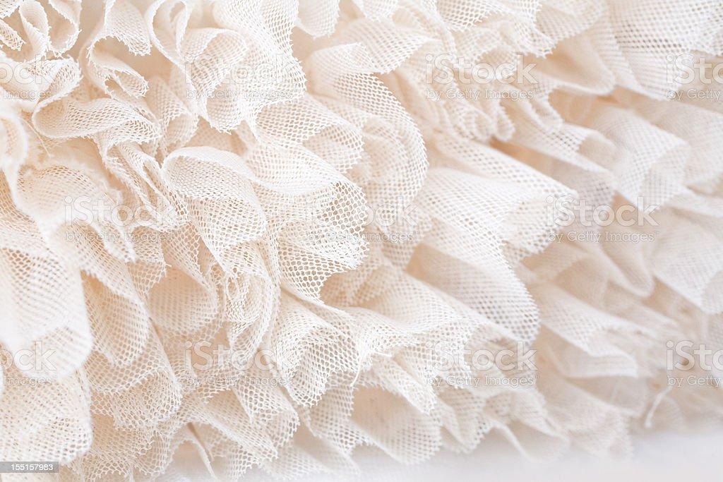 White Lace royalty-free stock photo