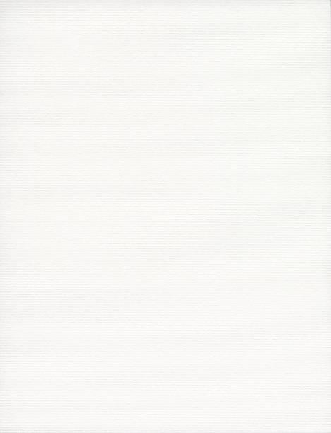 Weiße legere Papier mit dezentem Muster – Foto
