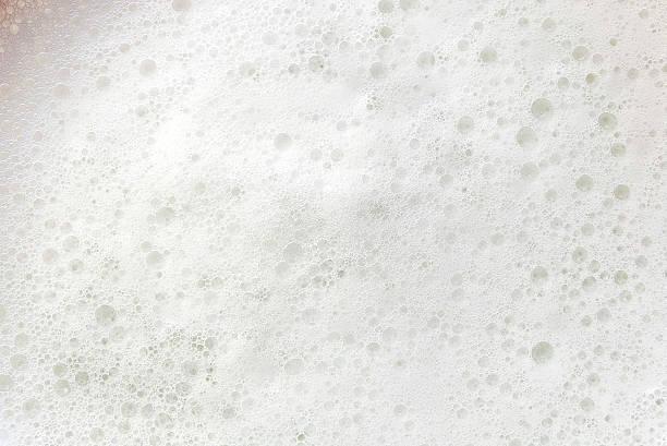 lather bianco - gommapiuma foto e immagini stock