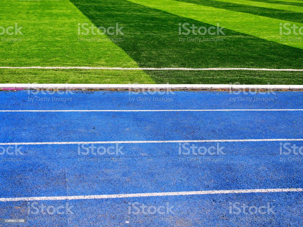 Running Track, Sports Track, Playing Field, Sports Race