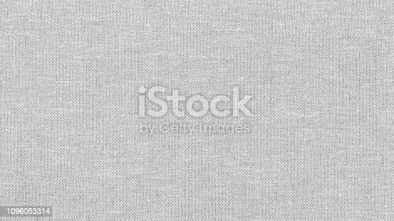 1148387720 istock photo White linen canvas. The background image, texture. 1096053314