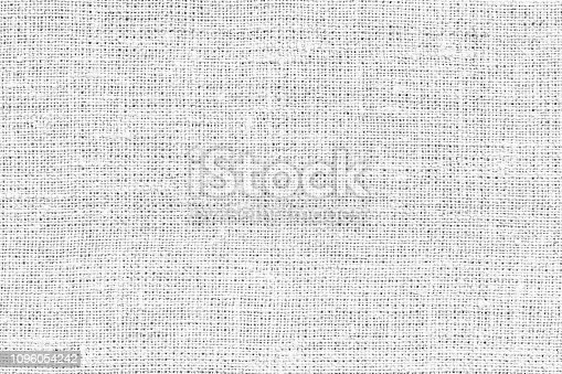 1148387720 istock photo White linen canvas. The background image, texture. 1096054242