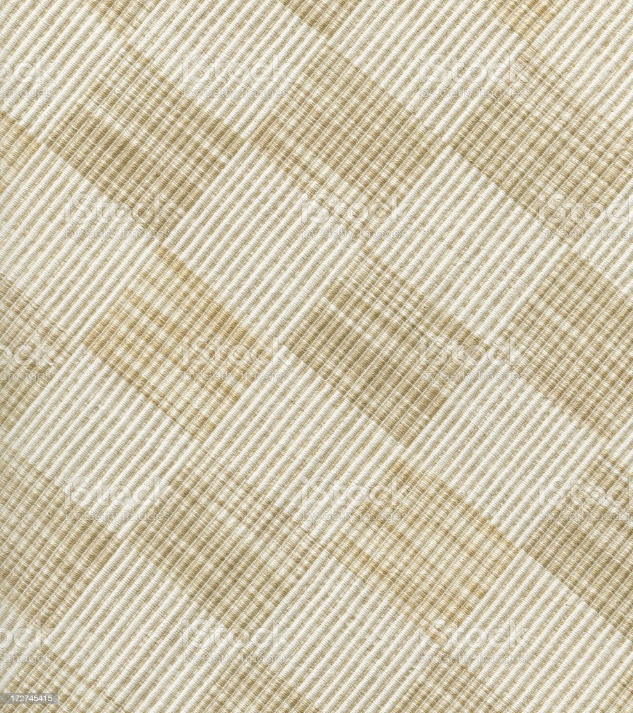 white linen checked fabric royalty-free stock photo