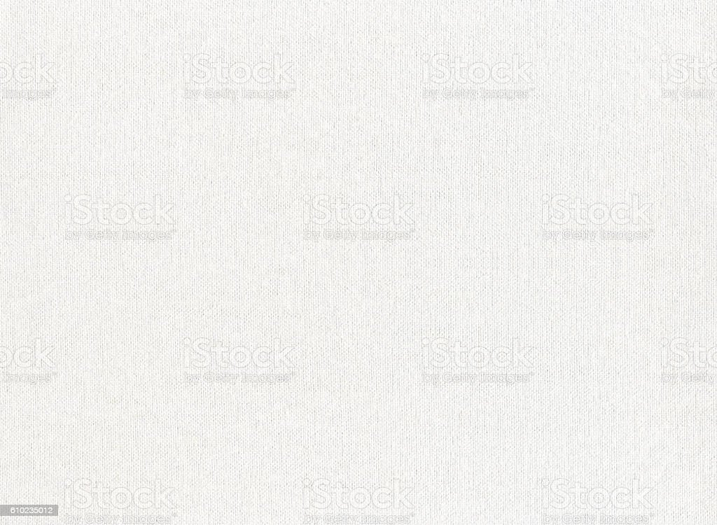 White linen cloth texture for the background stock photo
