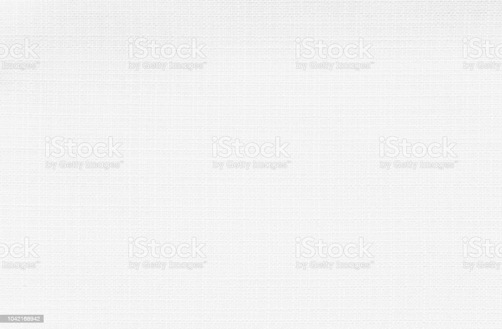 White linen fabric royalty-free stock photo