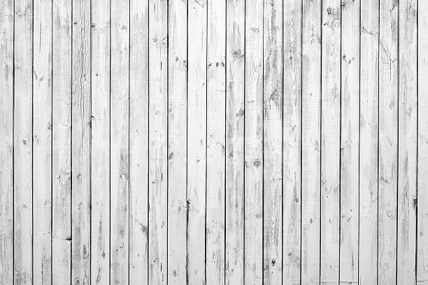 white long planks texture stock photo