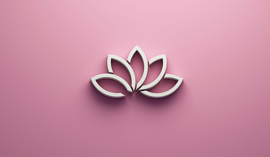Concept for a spa or Well being Life - Web Banner
