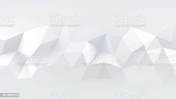 White low poly rumpled 3d surface abstract render picture id941883616?b=1&k=6&m=941883616&s=612x612&h=v vfx6g0e1p33iq0ggqqqeynf5n2wenv84hfz6lmrqq=