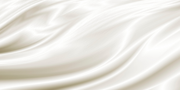 White luxury cloth background with copy space
