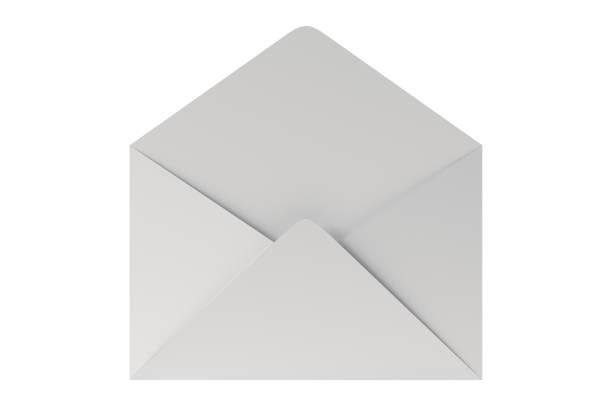 Weiße Mail – Foto