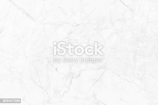 istock White marble background, natural granite texture with high resolution, pattern of luxury stone wall for design art work. 909407598