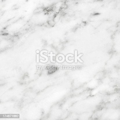 White marble from famous Carraran marble quarry
