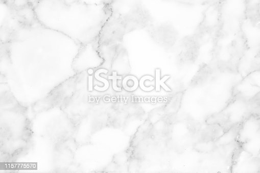 istock White marble beautiful background. 1157775570