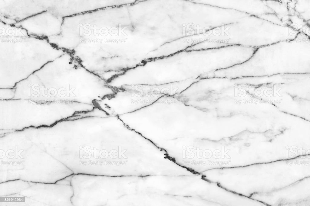 White marble flooring, natural pattern for beautiful wallpapers. Suitable for use an luxurious background. stock photo
