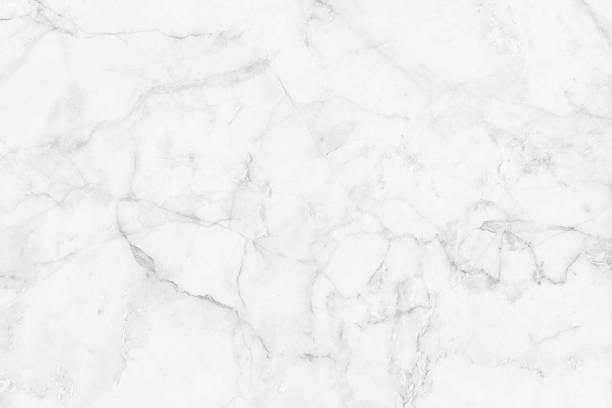 White marble patterned texture background. Marble patterned texture background. Marbles of Thailand, abstract natural marble black and white (gray) for design. marble rock stock pictures, royalty-free photos & images