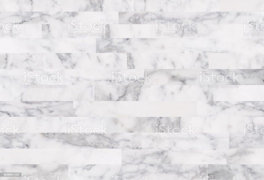 White Marble Stone Tiles, Seamless Marble Stone Texture Background stock photo