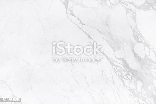 622430458istockphoto White marble texture abstract background pattern with high resolution. 604364856