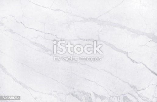 622430458istockphoto White marble texture abstract background pattern with high resolution. 609838234