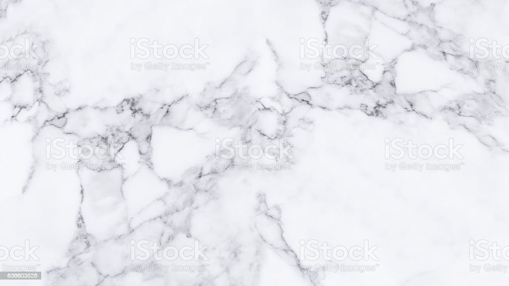 White marble texture and background. stock photo