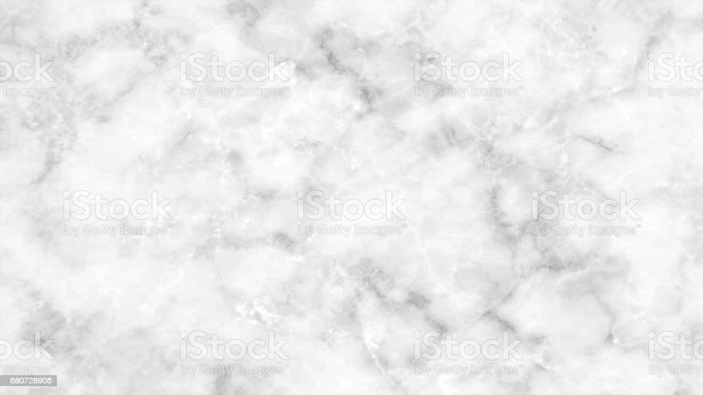 White Marble Texture and Background. - foto de acervo