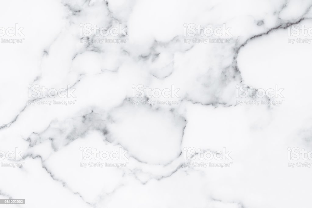 White marble texture and background stock photo